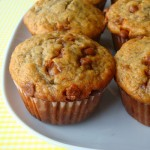 Banana Cinnamon Chip Muffins