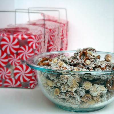 Reindeer Snack Mix {Alida's Kitchen}