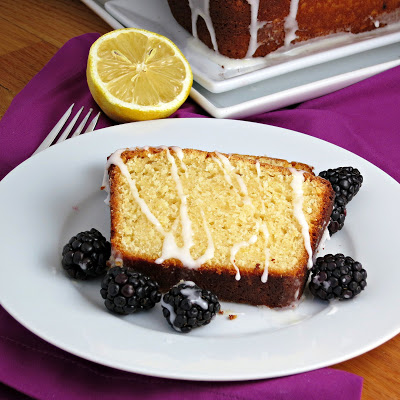 easy lemon buttermilk breakfast pound cake