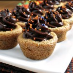 Pudding Cookie Cups