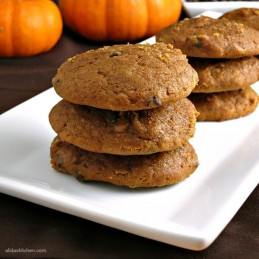 Pumpkin Muffin Cookies