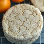 Chewy Lemon Sugar Cookies #SundaySupper