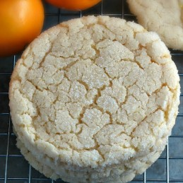 Chewy Lemon Sugar Cookies | alidaskitchen.com #recipes #lemon #cookies #SundaySupper