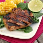 Grilled Honey Lime Chicken #SundaySupper
