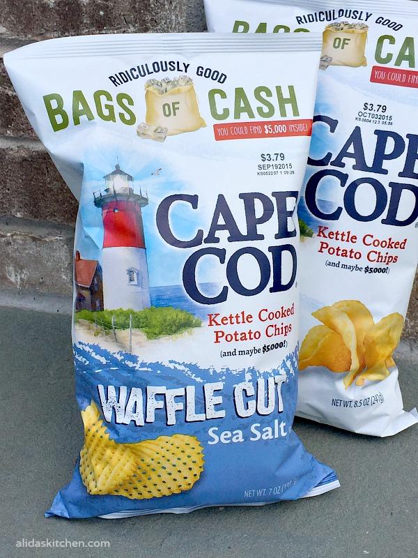 Potato Chip Fudge   alidaskitchen.com