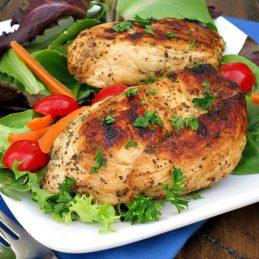 Easy Herb Grilled Chicken | alidaskitchen.com