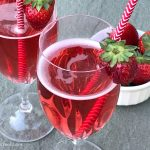 Apple Cider Vinegar Berry Sparkler